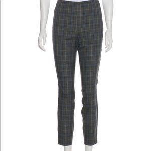LIKE NEW Rag & Bone plaid Simone pants, size 4
